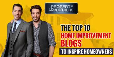 The Property Brothers and Home Improvement Blogs